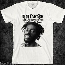 reggae, t shirt, buju banton, Gregory isaacs, yellowman, chronixx, Vybz Kartel