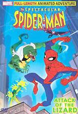 Spectacular Spider-Man: Attack of the Lizard,New DVD, Spectacular Spider-Man,