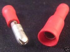 Morsetti X 50 RED BULLET connettore a crimpare