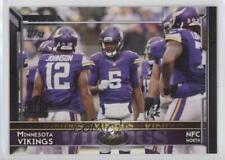 2015 Topps Toppscom Online Exclusive NFL 50th Super Bowl #292 Minnesota Vikings