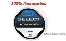 FILO PESCA FLUOROCARBON MT 100 CLIMAX SPINNING SURFCASTING  FINALI AMI LEGA AMI