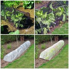 3m Protector de planta polietileno/red/paño grueso y suave Jardín Túnel Cloche Mini Invernadero
