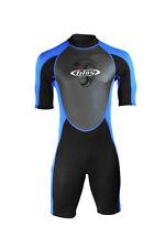 TILOS 2mm wetsuit scuba diving equipment surf kayak shorty J2027S travel snorkel
