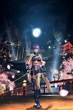 RGC Huge Poster - Ninja Gaiden Sigma Ayane Black PS3 XBOX 360 - NGS009