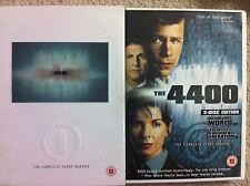 THE 4400: SEASON 1 Cult US Sci-Fi Series | Ltd Ed UK DVD w/ Lenticular Slipcover