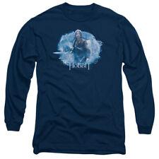 Hobbit Tangled Web Mens Long Sleeve Shirt