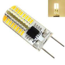1x/10x G8 LED Bulb Dimmable 110V 2W 280 Lumen 64-3014 SMD Warm/White X