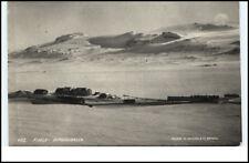 Norwegen Norge ~1920/25 FINSE Bergensbanen Brevkort