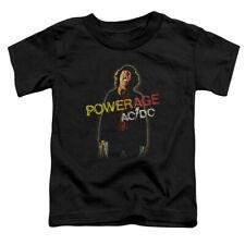 AC/DC Powerage Toddler T Shirt 2T to 4T