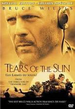 Tears of the Sun-DVD-Bruce Willis-Monica Bellucci-NO INSERT-NO CASE