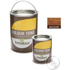 Treatex Hard Wax Oil Colour Tone Mahogany Tint 11030 For Woodwork & Flooring