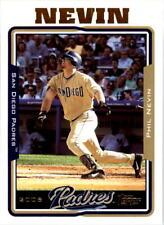2005 Topps Baseball Singles Choose From # 252-501