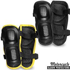 Conjunto De Motocicleta Protector De Codo Brace Support snowbaords Skate Mx Protección