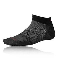 Smartwool Phd Run Lite Elite Hommes Noir Chaussettes Courtes Socquettes Sport
