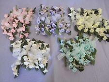 24 pc Migajon flower, baby shower favor, craft supply
