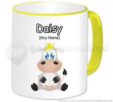 Personalised Gift Farm Animal Silly Cow Mug Cup Novelty Funny Birthday Christmas