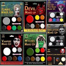Halloween Maquillaje Pintura Kit ELIGE TU pintura
