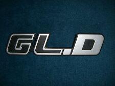 Emblem / Badge Heckklappe Seat Ronda GL D GLD GL.D Diesel