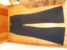 J BRAND SELENE BELL Pantaloni Jeans TORCE 25 OSSIDIANA BLU CAMPIONE NUOVO SENZA ETICHETTA K 6 XXS