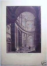 """C. Eckerlin: """"Veduta Interna Della Basilica De Superga"""""""