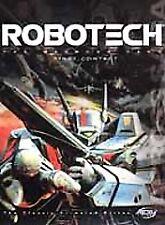 Robotech - Vol. 1: The Macross Saga - First Contact (Dvd, 2001)