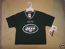 NFL New York Jets Kids Jersey Size 4T Screen Print NWT