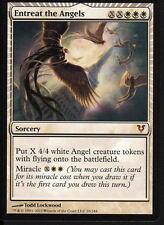 MTG 1x  ENTREAT THE ANGELS  Magic Avacyn Restored Mythic Rare NM/M