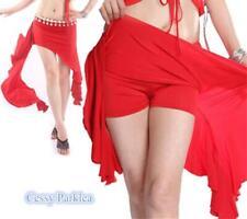 A3-3 Belly Dance Bollywood Costume Tribal Irregular Hip Scarf Wrap Belt Skirt