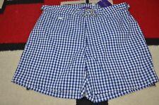 Ralph Lauren Purple Label Nylon & Polyester Blend Swimming Swim Shorts Trunks