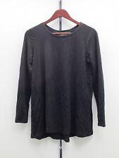 Hi Lo Serena Williams Sweater Top Colorblock - Black