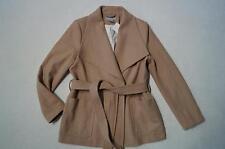 H&M kurzer Mantel aus Wollmischung  Gr. 38, 40, 42, 44, 46 beige *NEU!*