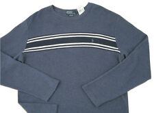NEW Polo Ralph Lauren Jersey Type Sweatshirt!  Blue Red Orange Green  Midweight
