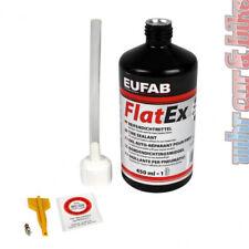 Eufab FlatEx Reifendichtmittel für Autoreifen 450ml Reifenpannenset Pannenset