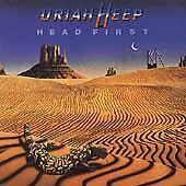 Uriah Heep - Head First - 1990 CD