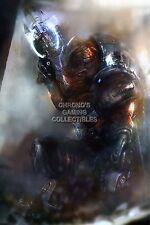 RGC Huge Poster - Mass Effect Grunt 1 2 3 Trilogy PS3 XBOX 360 - MAS038