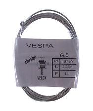 VELOX FILO / CAVO CAMBIO VELOCITA VESPA D8.5L8 15/10 2.25M VINTAGE EPOCA