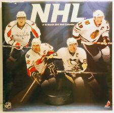 NHL, 2011 Wall Calendar, DateWorks, hockey