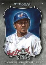 2003 Donruss Baseball Card Pick 1-250