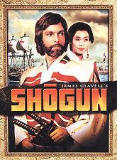 James Clavell's Shogun New DVD! Ships Fast!