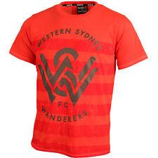 Western Sydney Wanderers FC Classic Marle T Shirt Size S-5XL! A League Soccer!