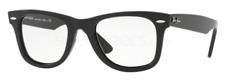 Ray Ban Reading Glasses Wayfarer Black +1.50 up to +4.50 Genuine Ray Ban Lenses!