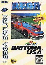 Daytona USA (Sega Saturn, 1995)
