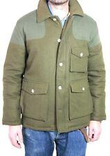 PENFIELD giaccone uomo verde mod FOXCROFT interno 80% piumino 20% piumetta