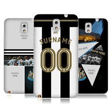 Custom PERSONALIZZATA NUFC 2016/17 personalizzato Soft Gel Custodia per Telefoni Samsung 2