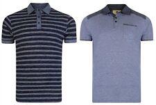 Mens Short Sleeved T Shirts Big Plus Size 100% Cotton Polo Shirts size 2XL-6XL
