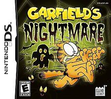 Garfield's Nightmare (Nintendo DS, 2007) - European Version