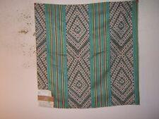 "Highland Court ""Bangkok""  embroidered stripe novelty, remnants, various colors"