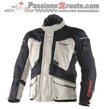 Giacca Dainese Ridder D1 Gore-Tex Peyote Ebony Nero Moto Jacket