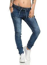10725 Knackige Damen Jeans Röhre Baggy Hose Boyfriend Style Jogg Pants Cargo