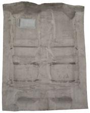 1984-1994 Mercury Topaz Carpet Replacement - Cutpile - Complete | Fits: 4DR